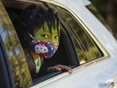 Little goblins can trick-or-treat at drive-throughs or do trunk-or-treat at Dallas recreation centers.