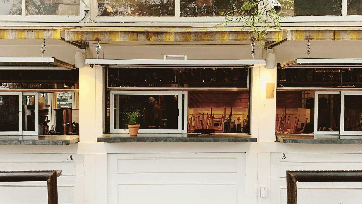 Oddfellows restaurant has had to rethink its takeout operations to stay afloat.