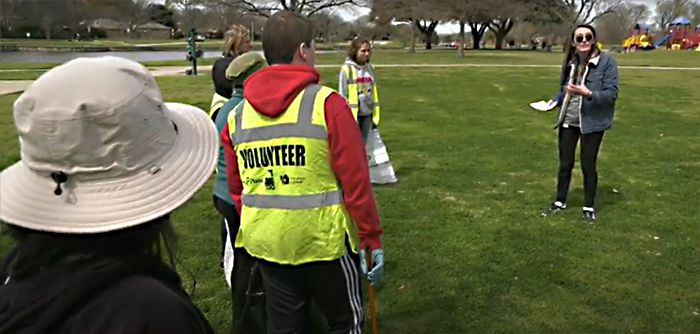 Ready for spring cleaning? Plano is seeking volunteers to help pick up litter around the city