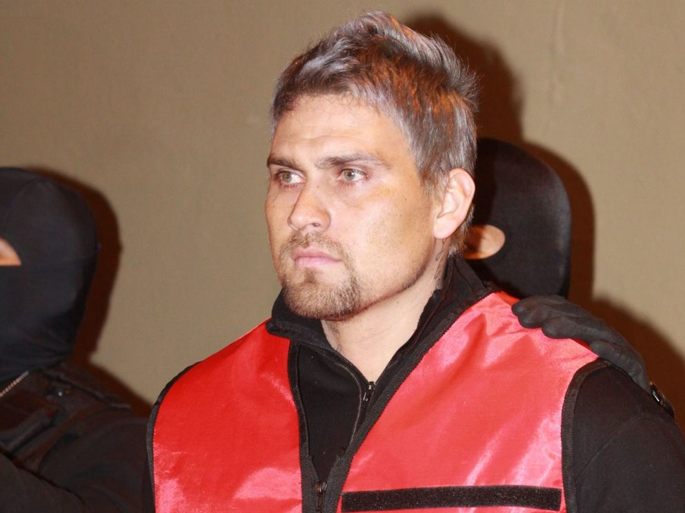 Omar 'El Gato' Ortiz pasó de ser portero de la selección mexicana a integrante de un cártel de tráfico de droga.