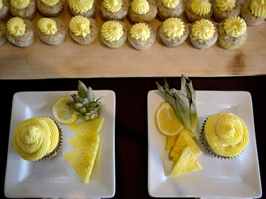 Piña colada cupcakes made by students at Franklin D. Roosevelt High School are pictured in this file photo. In addition to expanding the school's physical campus, new programs will be added at the school, including a culinary arts program.