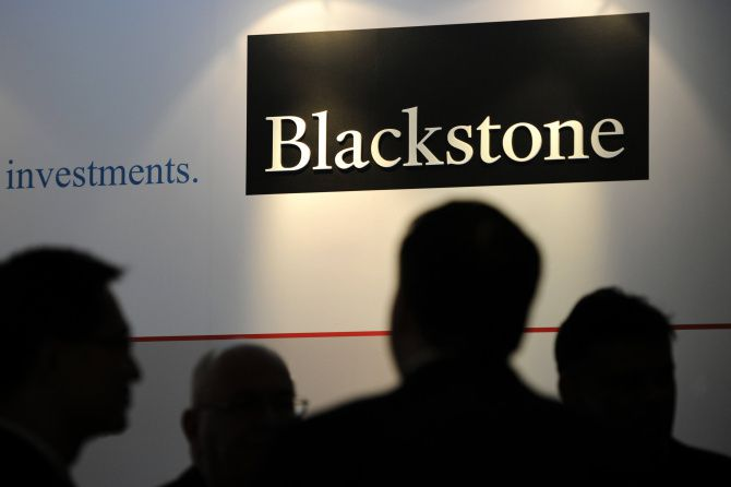 """Blackstone Group, the world's largest private equity firm, announced it had made a """"significant"""" minority investment in Dallas-based ISN Thursday through its Blackstone Growth arm."""