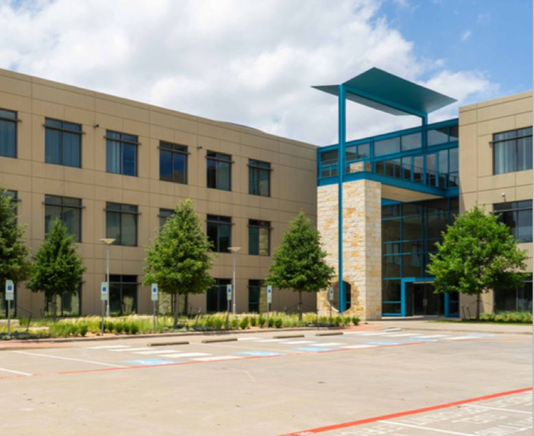 Paragon Healthcare is moving to the Apex Building.