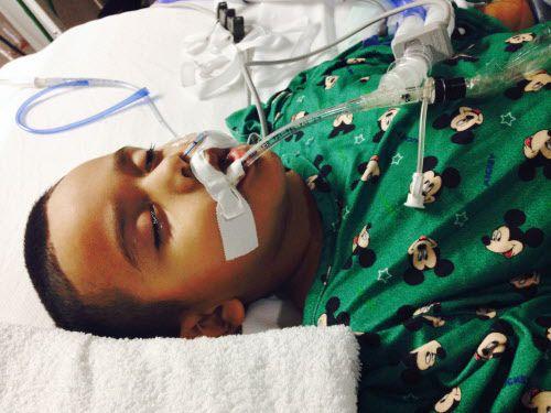 Salomón Barahona Jr. murió en el 2014 al recibir una sobredosis de fármacos de anestesia durante una visita al dentista.  CORTESÍA