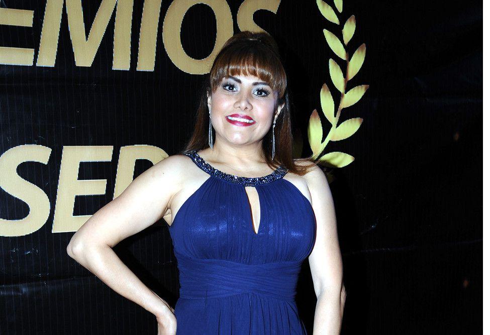 Vanessa Bauche desconoce si será parte del elenco de la segunda temporada./ AGENCIA REFORMA
