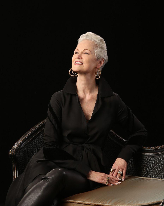 Dallas' original supermodel, Jan Strimple, is the Galleria Dallas Talent Talk speaker for Breast Cancer Survivor Month. Her virtual event is at 6 p.m. Oct. 8.