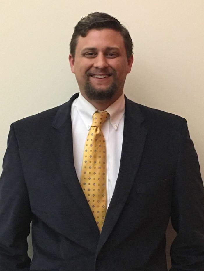 Simon named Zach Runnels general manager at Firewheel Town Center.