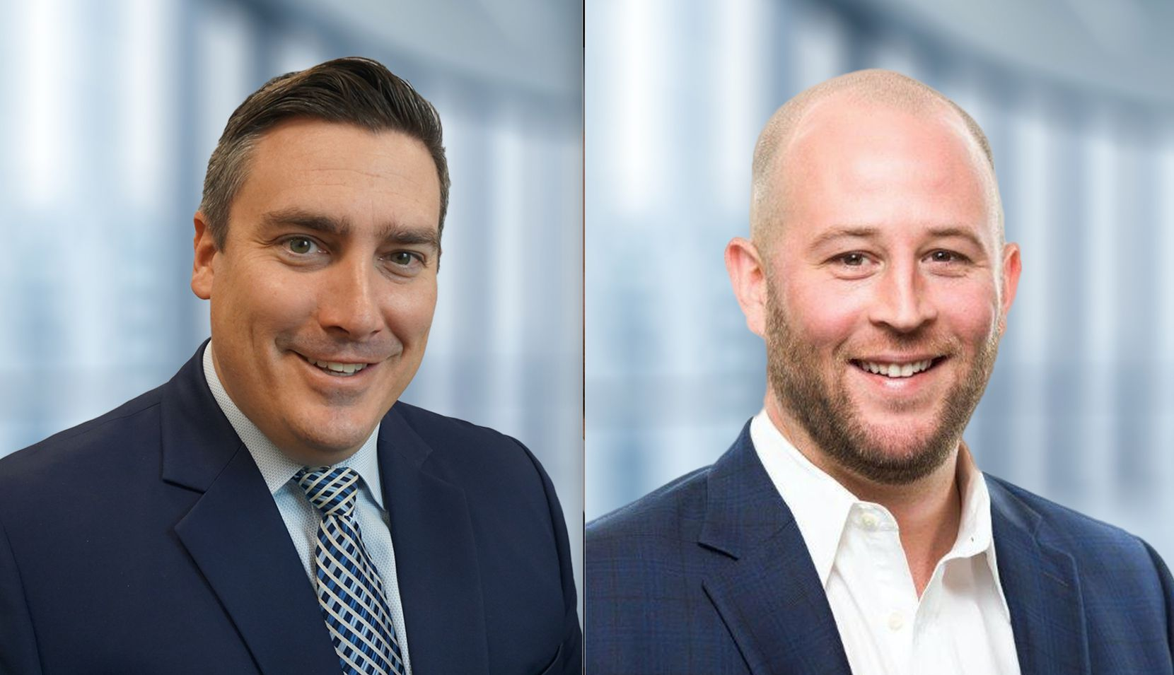 Michael Ware and Taylor Hill have joined Institutional Property Advisors as senior vice presidents.