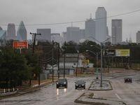 Se esperan días lluviosos esta semana en el Norte de Texas.