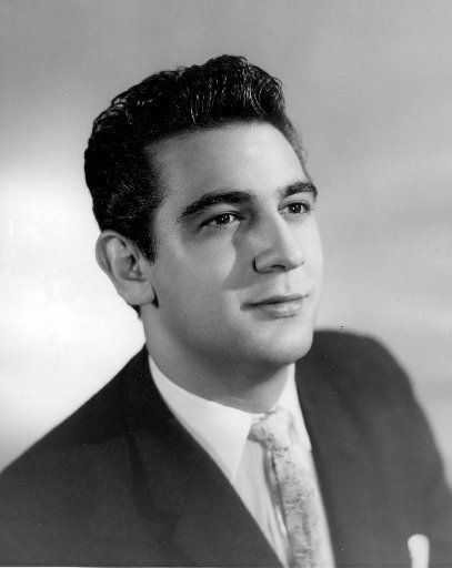 Placido Domingo made his first appearance on the U.S. opera stage in 1961 as Lord Arturo Bucklaw in Donizetti's Lucia di Lammermoor, opposite Joan Sutherland.