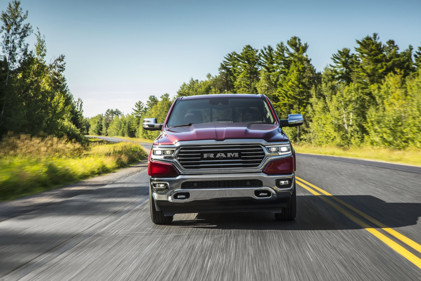 This Round In Truck Wars Goes To The 2020 Dodge Ram 1500 Diesel