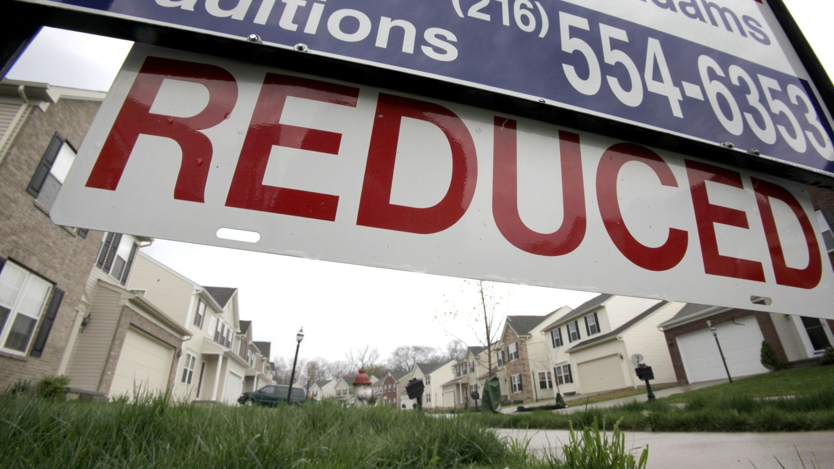 Nationwide the number of homes that have seen price cuts is at the highest point in four years, according to Trulia.