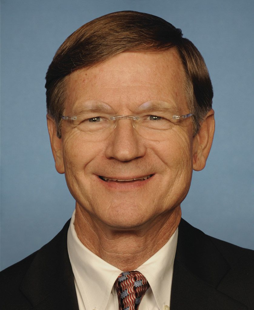 Rep. Lamar Smith announced Thursday he will leave Congress at the end of this current term. (United States Congress)