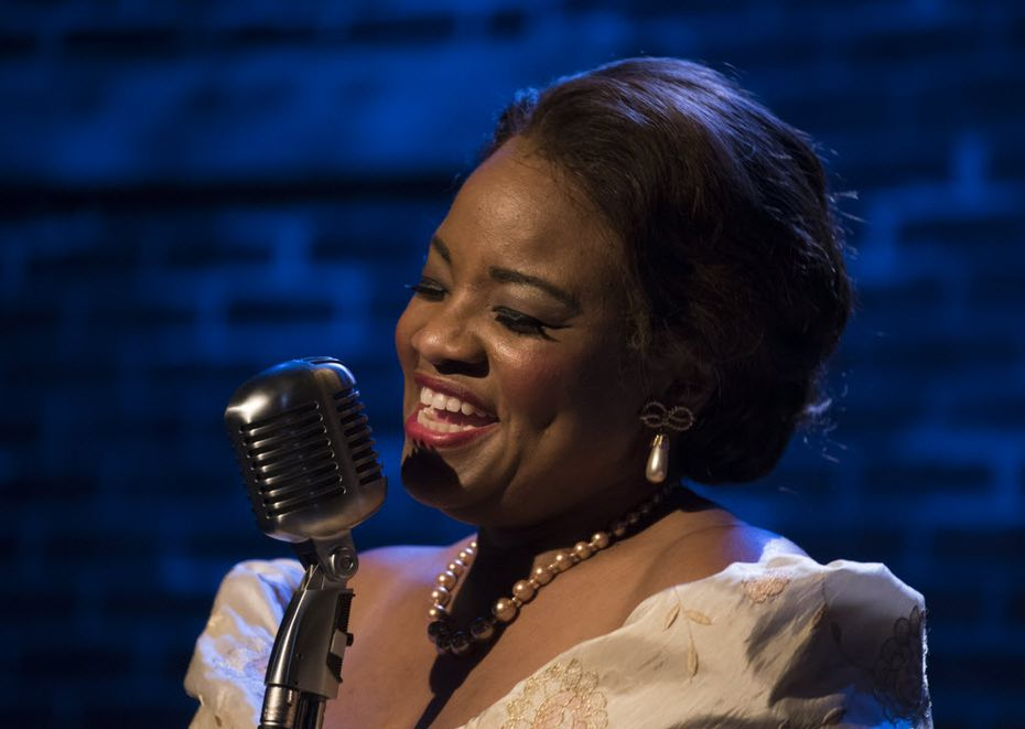 Denise Lee is best known in Dallas-Fort Worth theater for her singing roles, including her critically acclaimed  performance of Billie Holiday in 'Lady Day at Emerson's Bar & Grill' at the Jubilee Theatre in October, 2015.