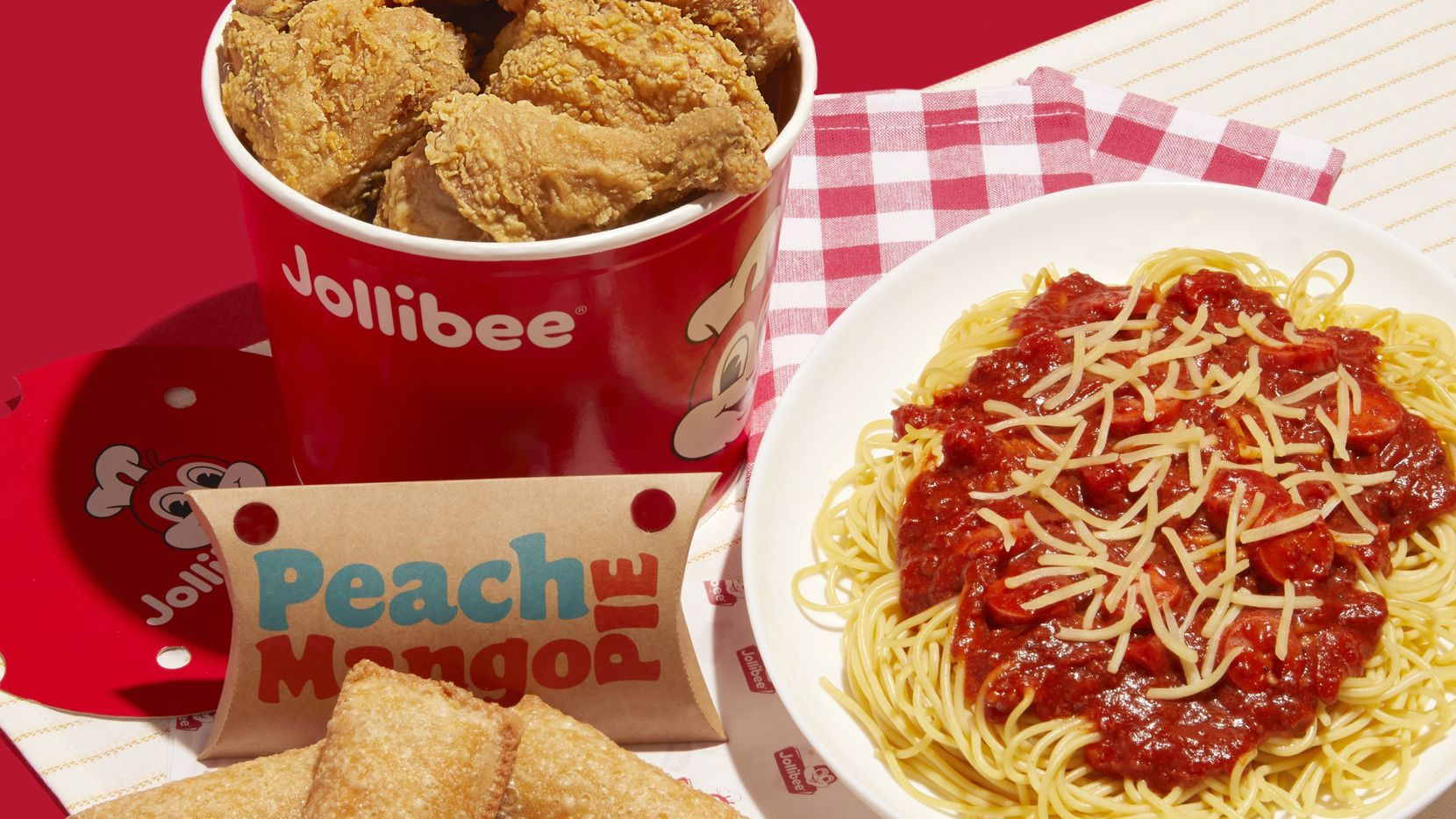 Jollibee is the Philippines' largest fast-food chain.