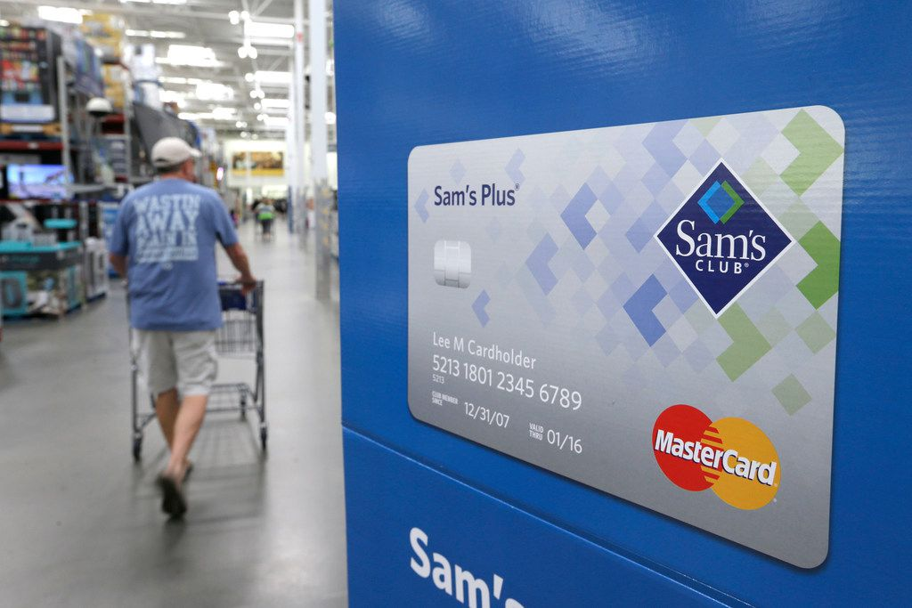 Walmart is closing four Sam's Clubs in Texas and 63 others nationwide, the company announced Thursday.