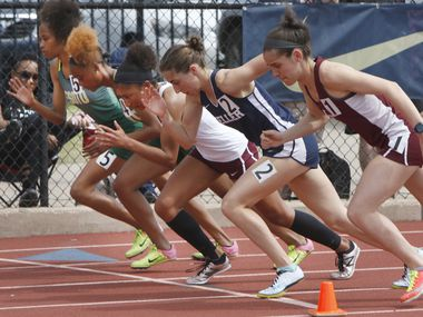 File photo from the 2018 Jesuit-Sheaner Relays.