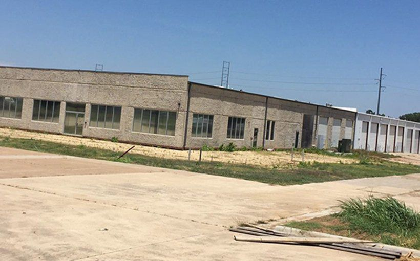 Steri-Tek purchased an older Lewisville industrial building in late 2019.