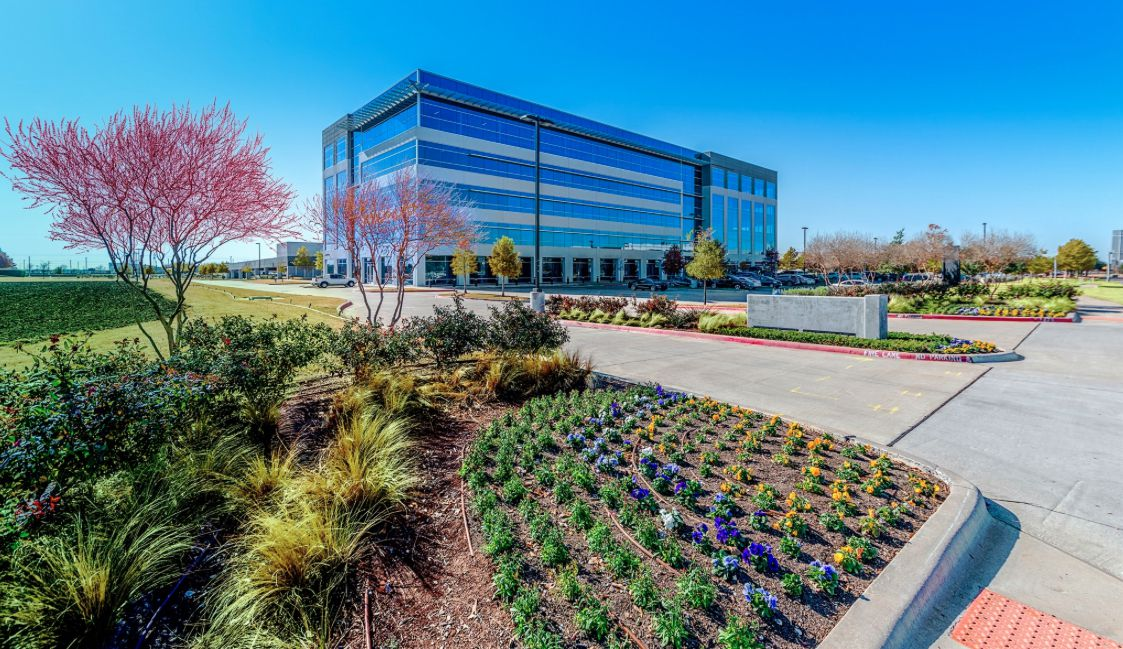 James Campbell Co. bought the Platinum Park office project in Plano in May.