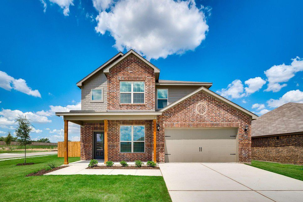 Homes in the new community will be priced between $230,000 and $280,000.
