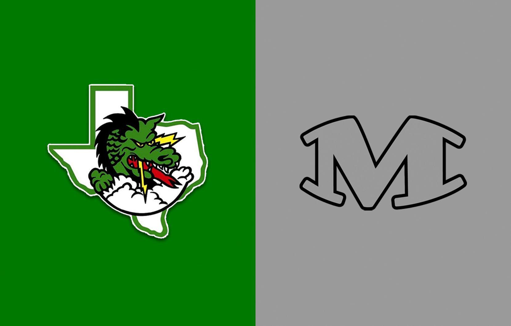 Southlake Carroll vs. Arlington Martin.