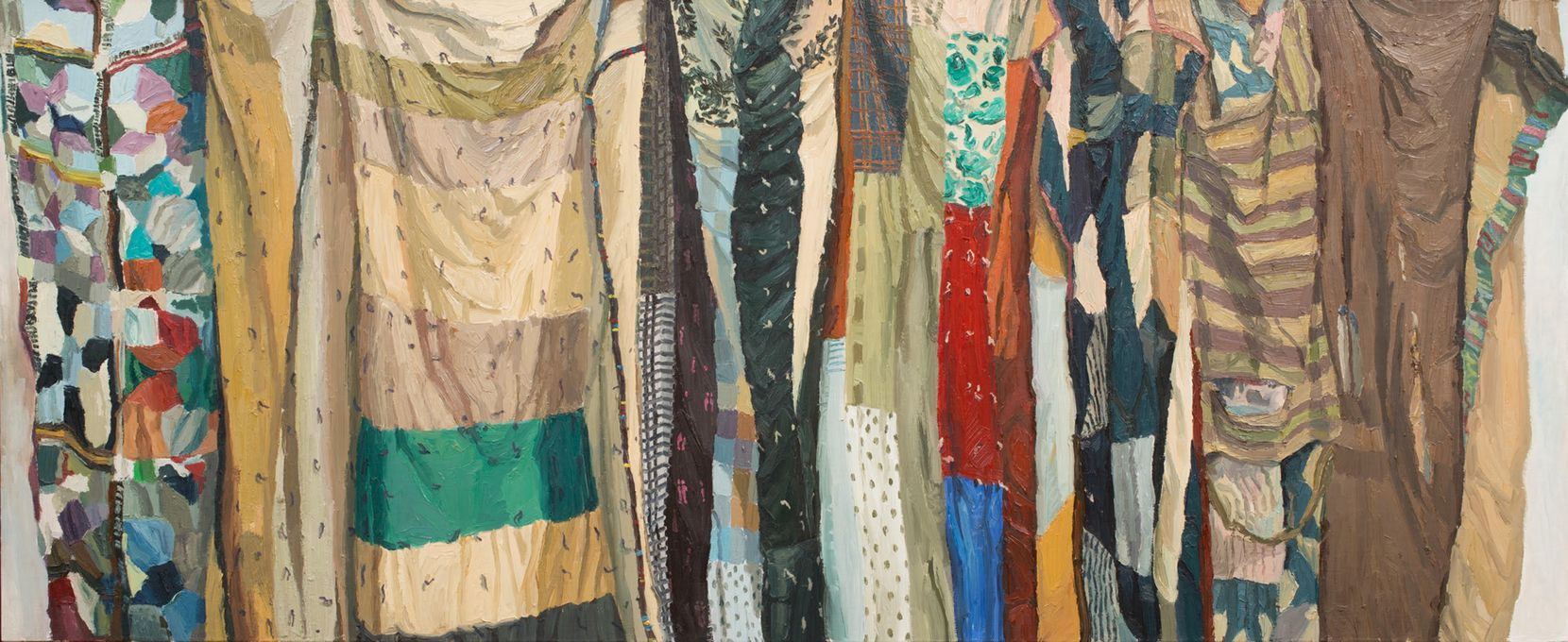 Sedrick Huckaby, Fall Quilts, 2000's