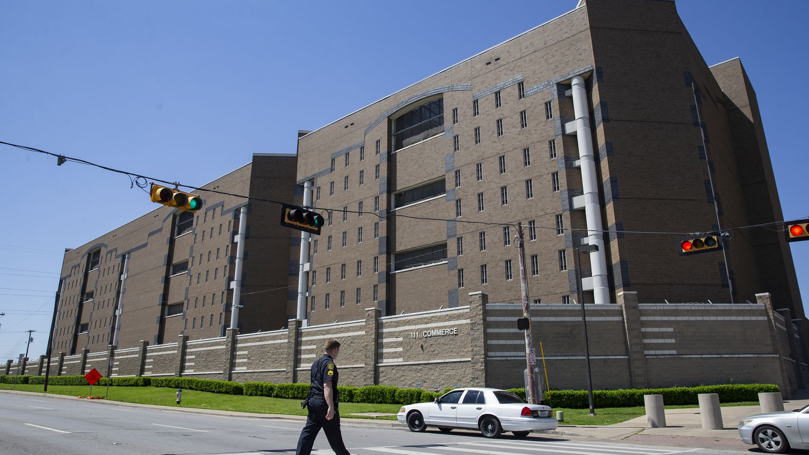 More than 300 inmates at the Dallas County jail have tested positive for the coronavirus.
