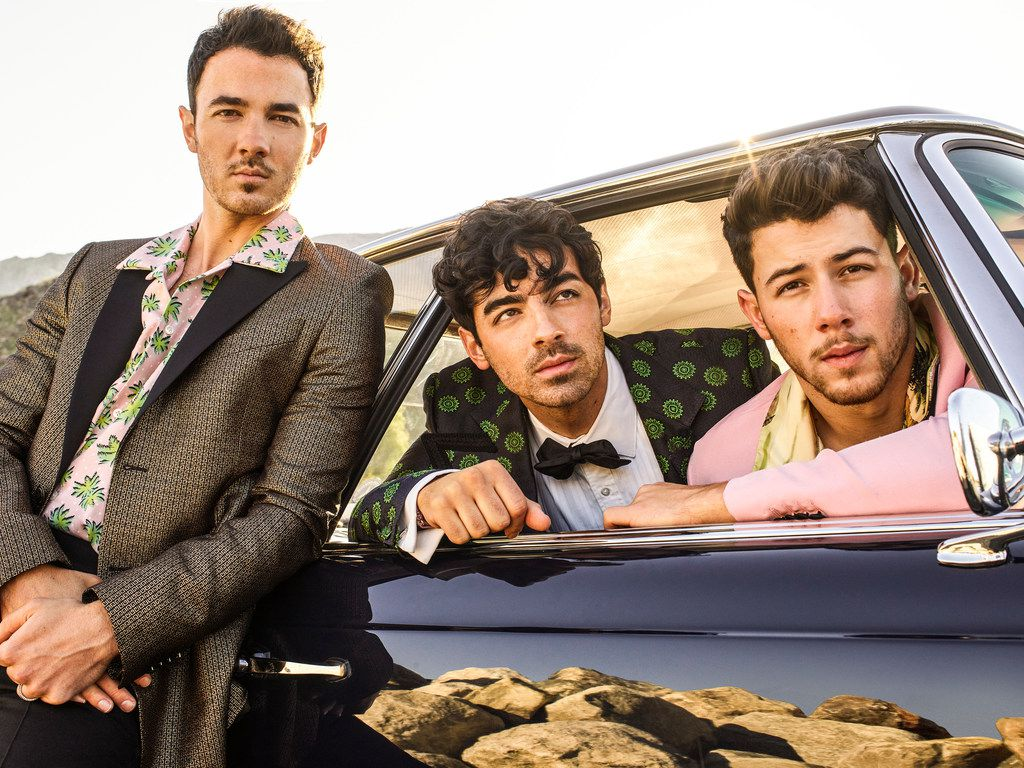 The Jonas Brothers will play at American Airlines Center on Sept. 25 as part of their Happiness Begins tour.