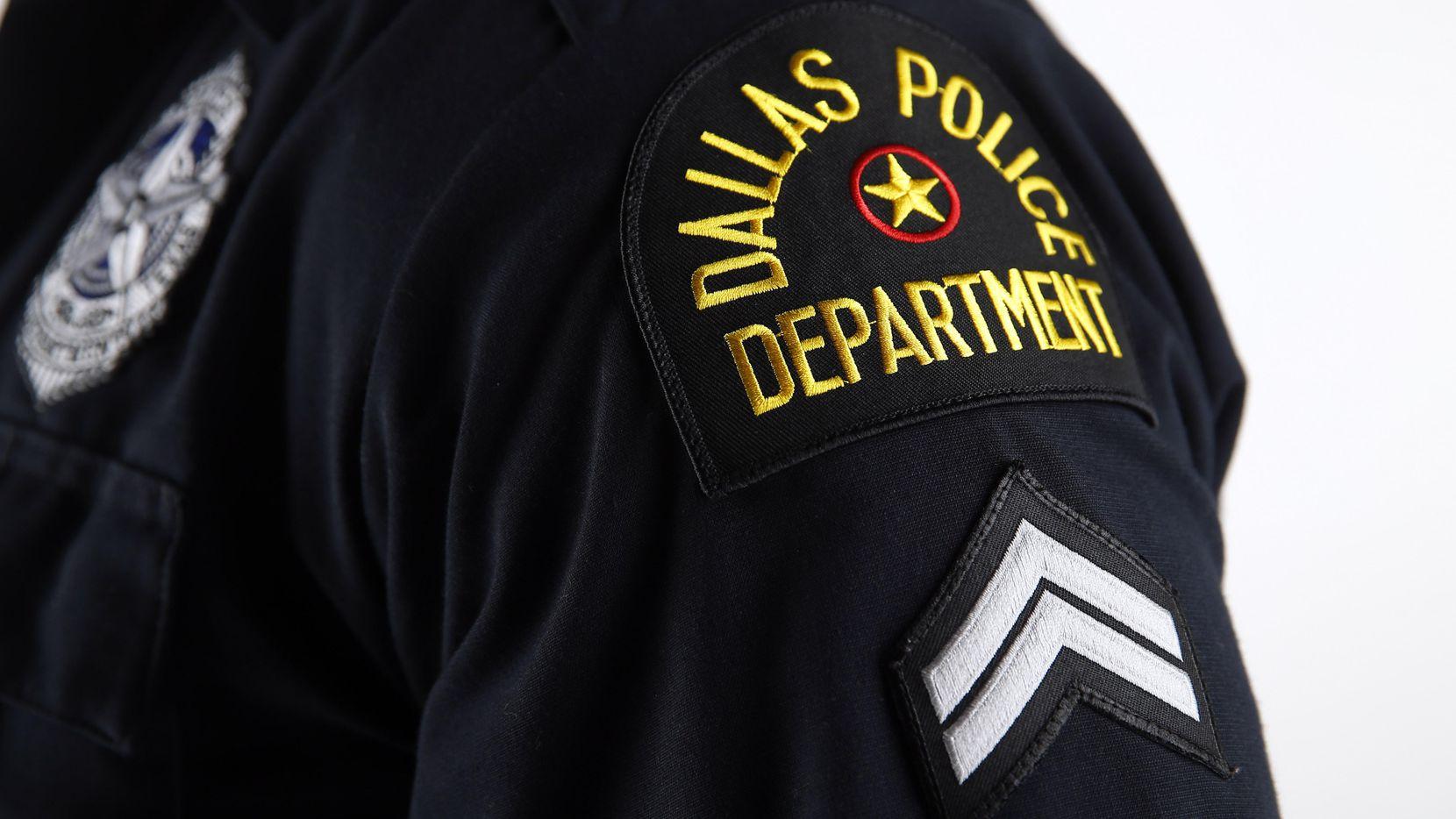 La Policía de Dallas. DMN