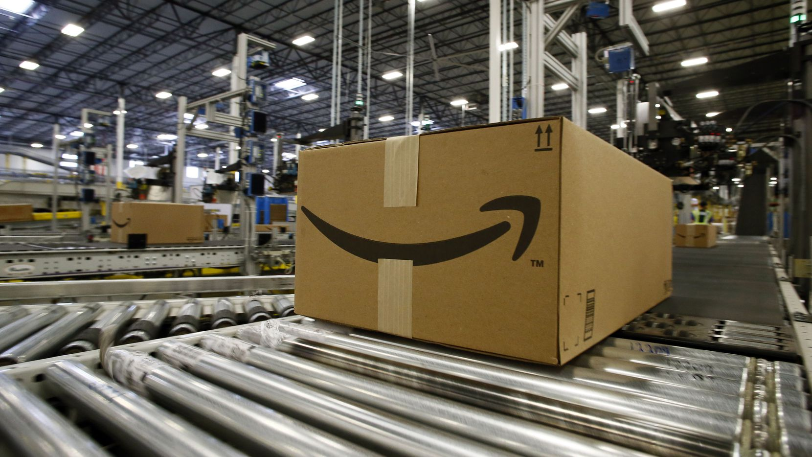 Retailers including Amazon, Target and UPS have announced plans to hire thousands of North Texans at a time when millions of Americans are without work.