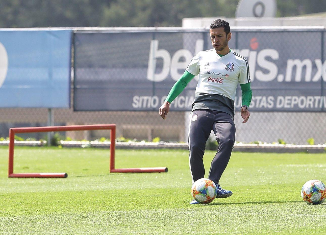 Jaime Lozano es el técnico de la selección preolímpica de México.