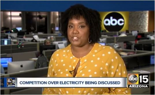 ABC15 reporter Courtney Holmes in Phoenix checked Texas' retail electricity setup because Arizona is considering similar deregulation.
