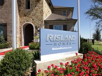 Risland Homes in March is opening its huge residential community along U.S. 75 north of Dallas.