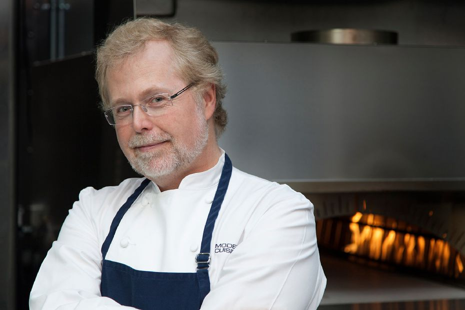 Modernist Cuisine's Nathan Myhrvold is the former chief technology officer for Microsoft.