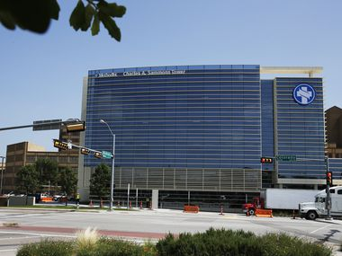 Methodist Dallas Medical Center, pictured in this file photo, will be among the first in Texas to get COVID-19 vaccine shipments Monday.