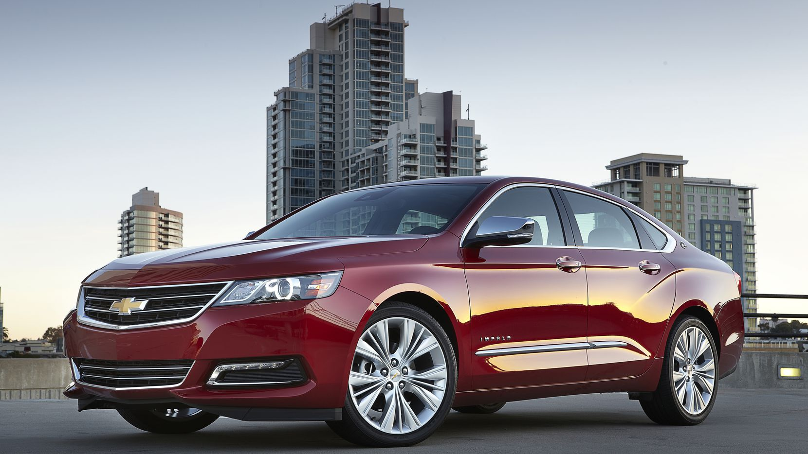 Consumer Reports Ranks New Chevy Impala As Best Full Size Sedan Above Lexus Ls460 And Audi A6