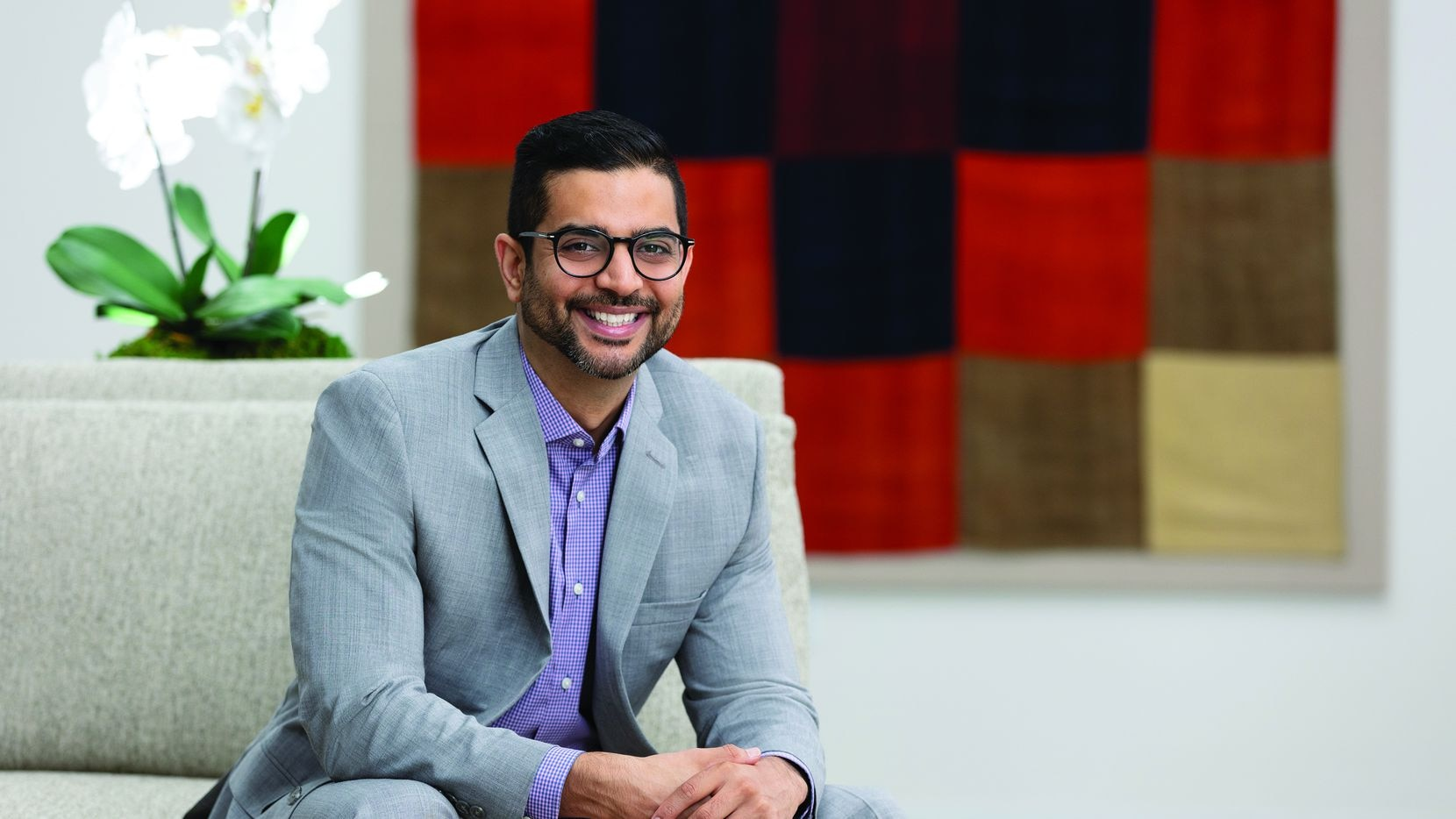 Mayur Chudasama is the new director of property management for the Ebby Halliday Companies.