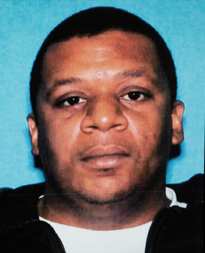 Kendrell Lavar Lyles, 33, was being held Wednesday in the Collin County Jail on three counts of murder.