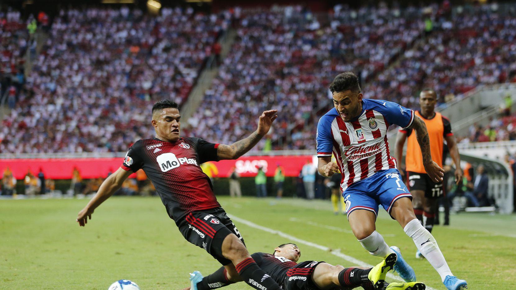Los encuentros que Chivas de Guadalajara juegue en su estadio serán transmitidos por Telemundo.