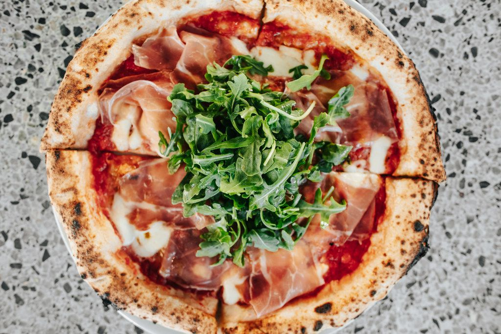 400 Gradi opened Sept. 16, 2019 in Dallas.