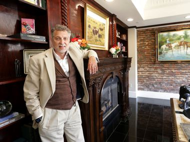 McKinney restaurateur Rick Wells bought the Grand Hotel in downtown McKinney, as well as the historic Masonic Lodge building, where he will relocate popular farm-to-table restaurant Harvest.
