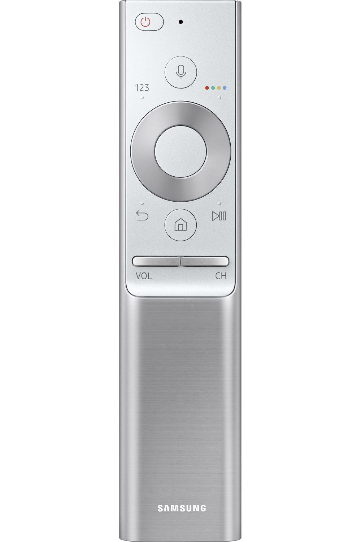 Samsung's QLED remote control.