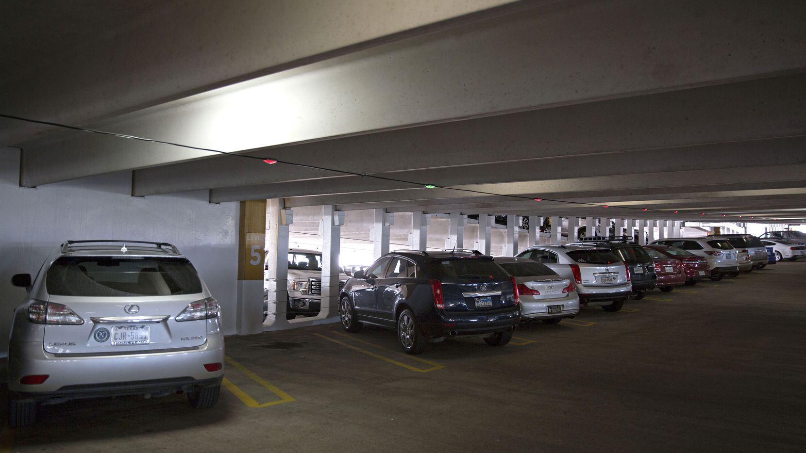 Demand for parking will ease with new technology, developers and futurists predict.