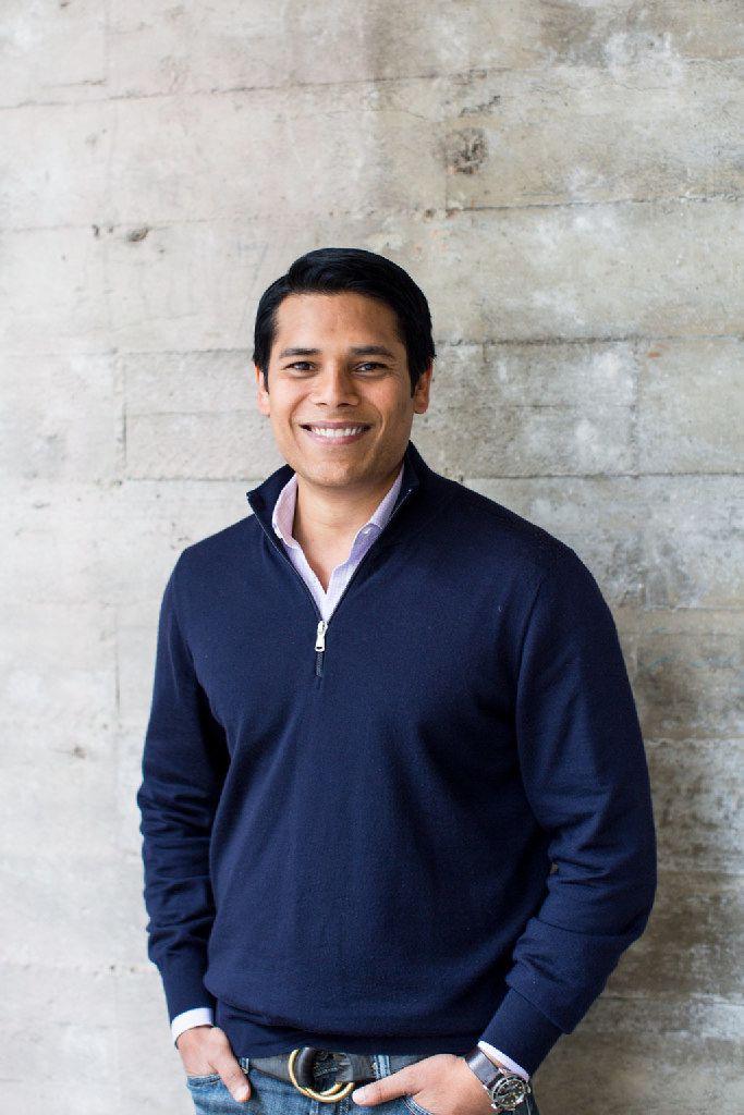 Nirav Tolia, co-founder of Nextdoor