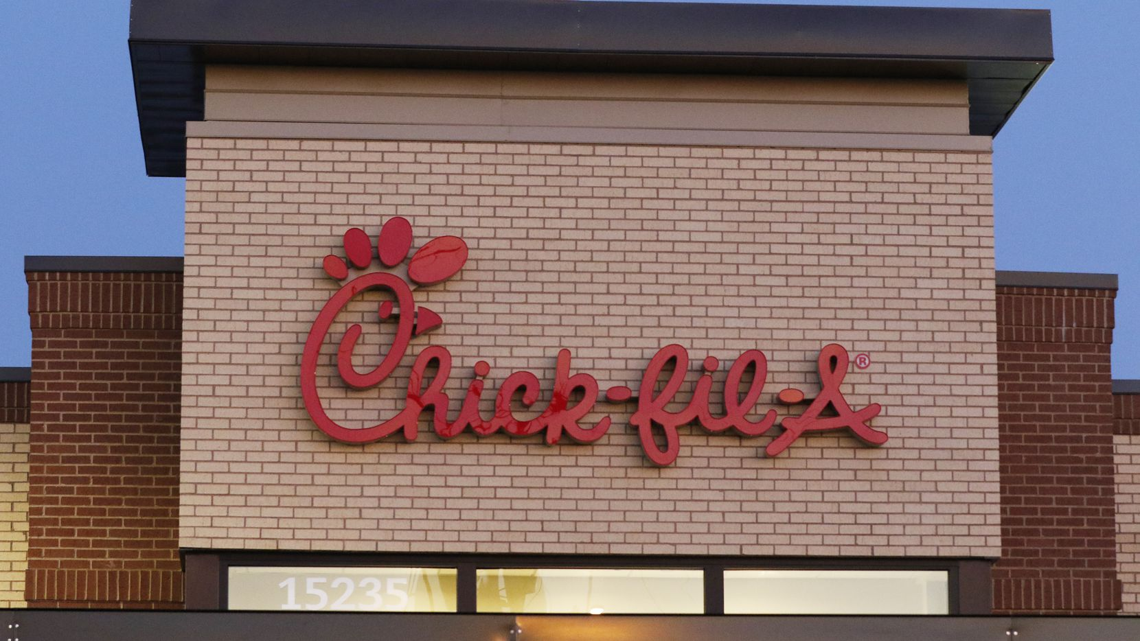 A Chick-fil-A location in the 15200 block of Montfort Dr. in Dallas. Photo taken on Wednesday, June 8, 2016. (David Woo/The Dallas Morning News)