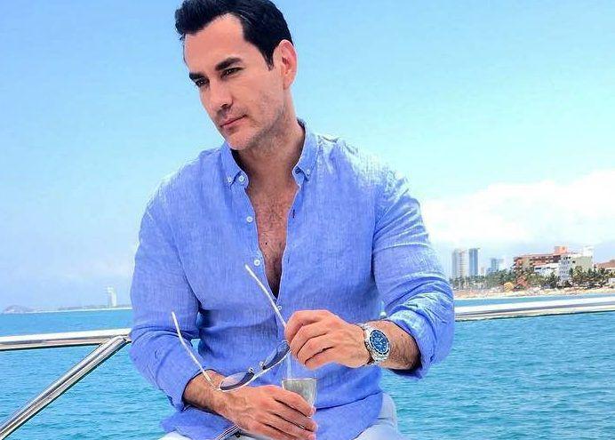 Galán de telenovelas mexicanas, David Zepeda, aseguró que no es gay ni bisexual.