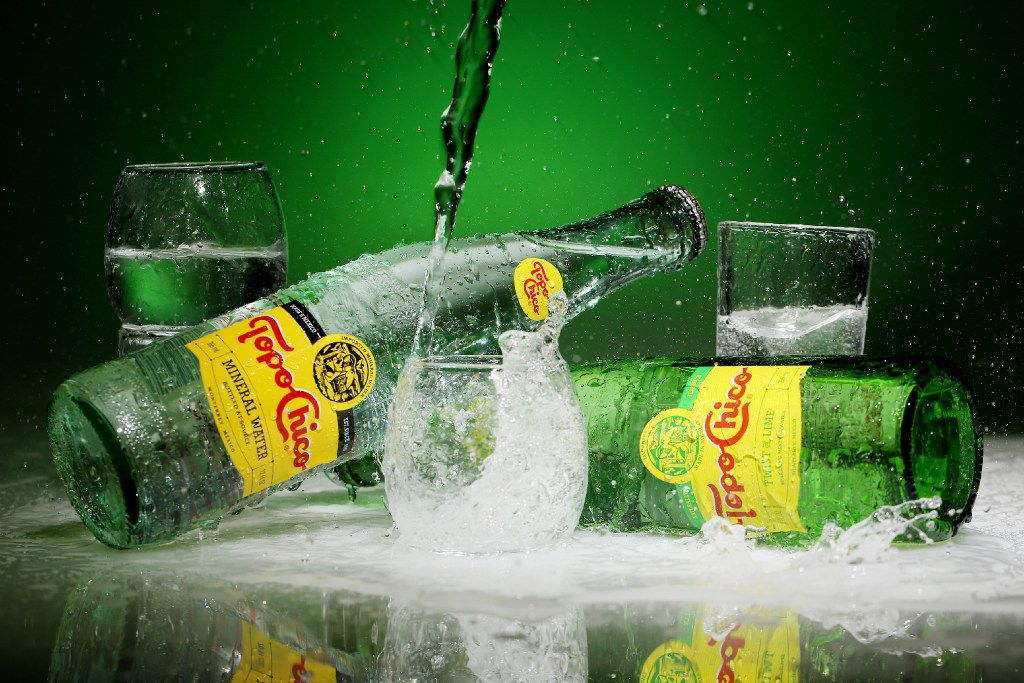 Topo Chico Mineral Water was established in 1895. The water is bottled in Monterrey, Mexico.
