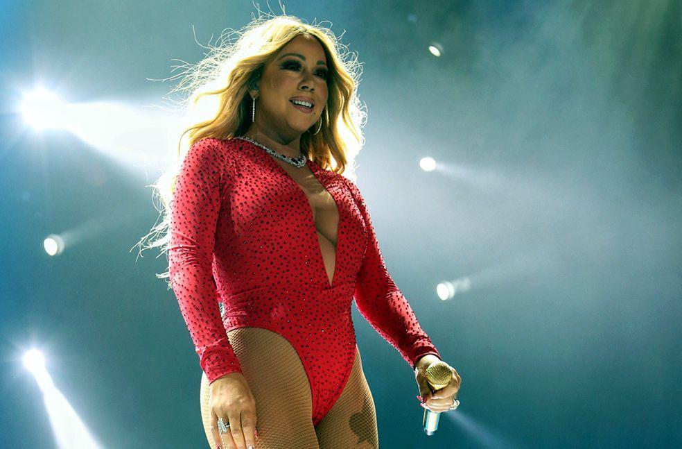 Mariah Carey se encargó de cantar en una boda para una familia millonaria rusa, a cambio de 3 millones de dólares, según The Sun./ AGENCIA REFORMA