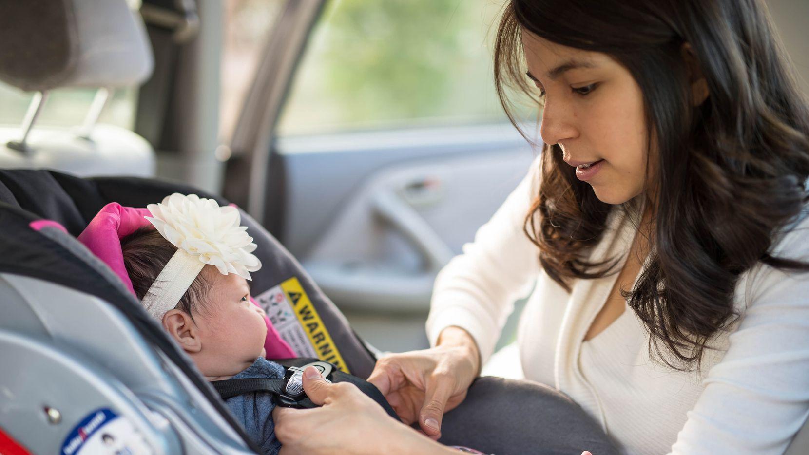 Target tendrá un programa de intercambio de asientos de bebé para el auto, a partir de septiembre.