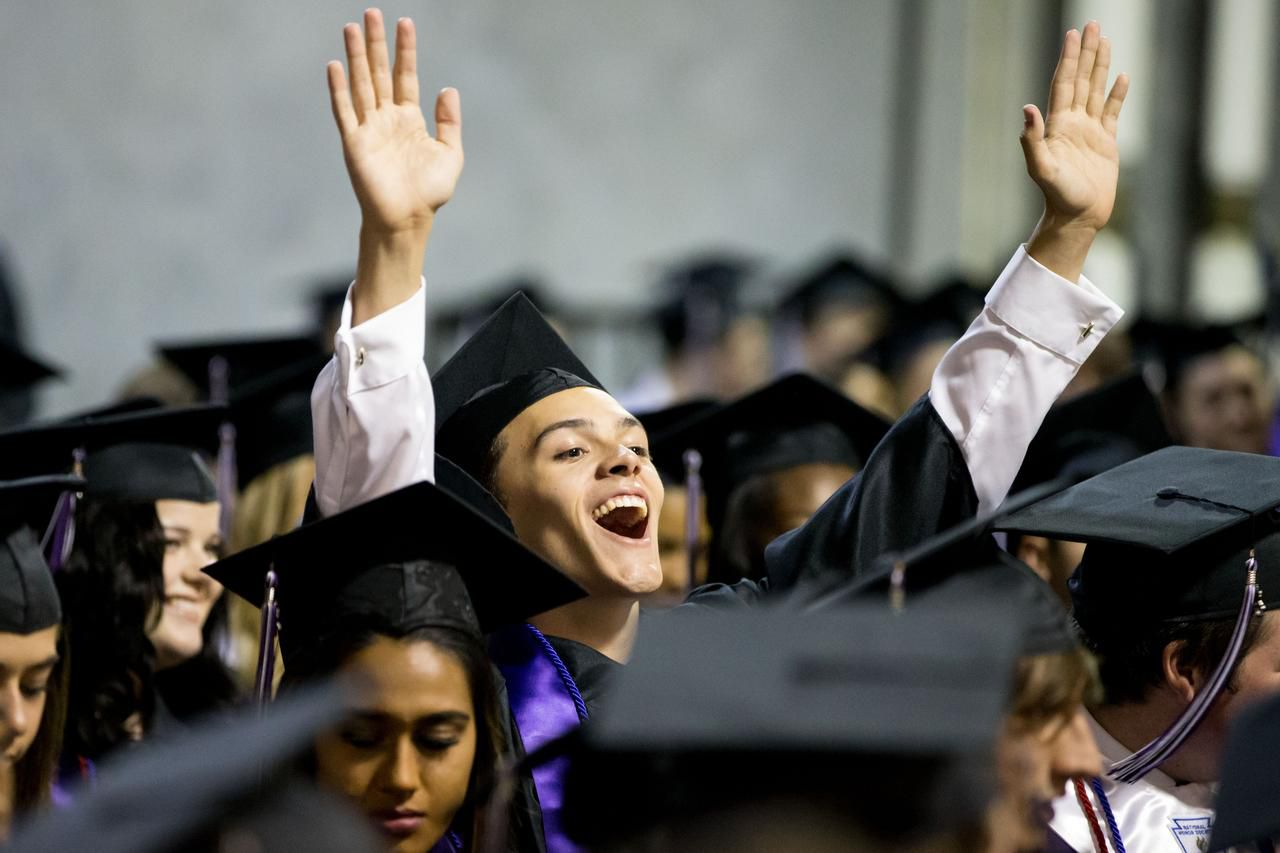 Frisco ISD is still holding graduation ceremonies at Toyota Stadium from May 29 to June 1.